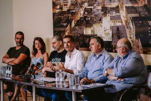 Το Film Office της Στερεάς Ελλάδας μπροστά με τέσσερις κινηματογραφικές παραγωγές