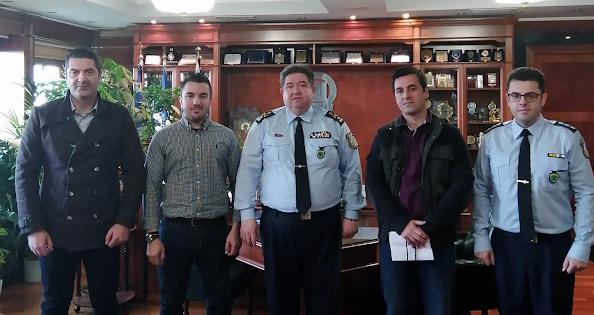 Αποτέλεσμα εικόνας για Με τον Αρχηγό της ΕΛ.ΑΣ. συναντήθηκε  το Προεδρείο της Ένωσης  Αστυνομικών Υπαλλήλων Βοιωτίας