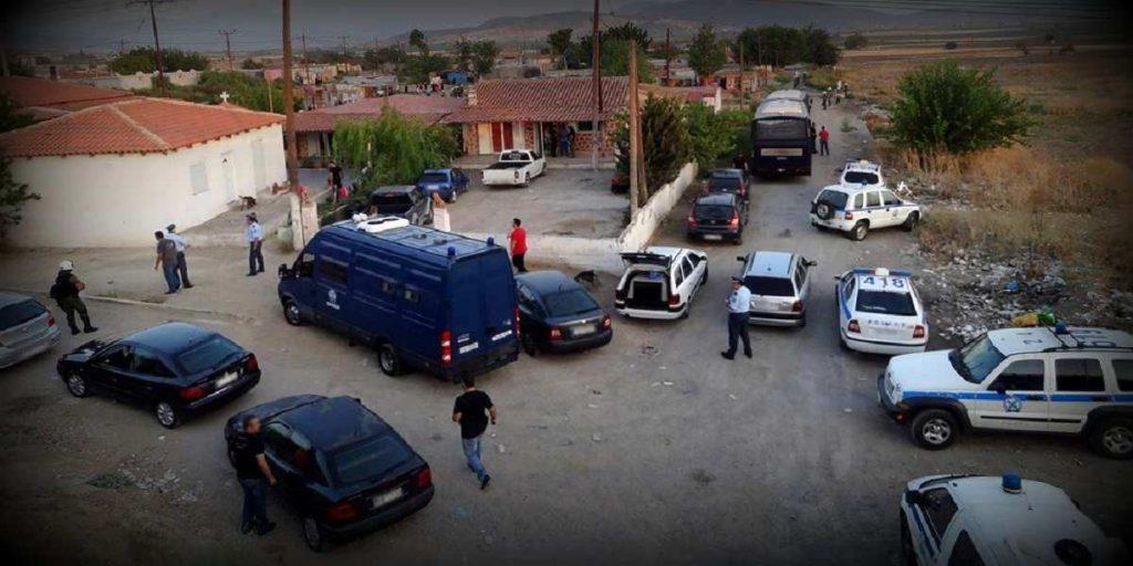 Νέες συλλήψεις στο Πυρί της Θήβας για ληστεία διερχόμενης οδηγού ...